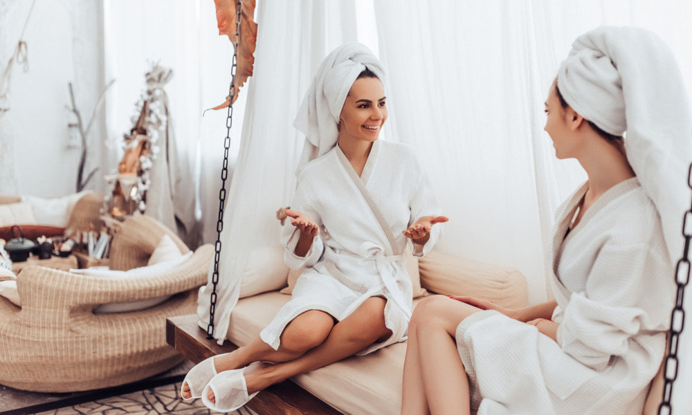 Four Benefits of Unwinding at a Day Spa