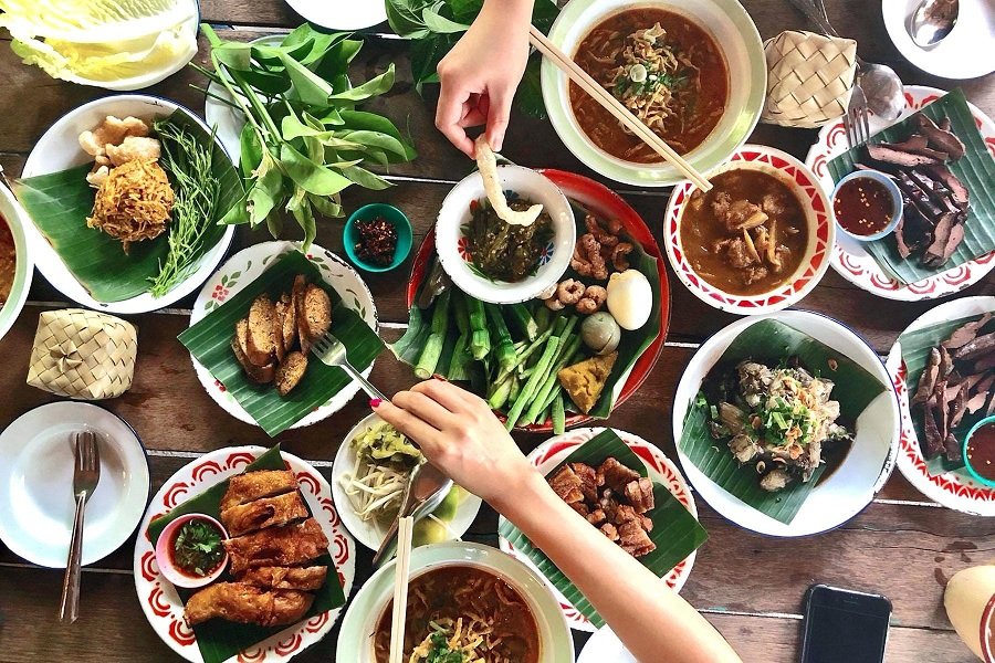 Excellent Dining Options When Visiting Bangkok